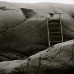 escalera rocas