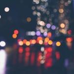 luces borrosas